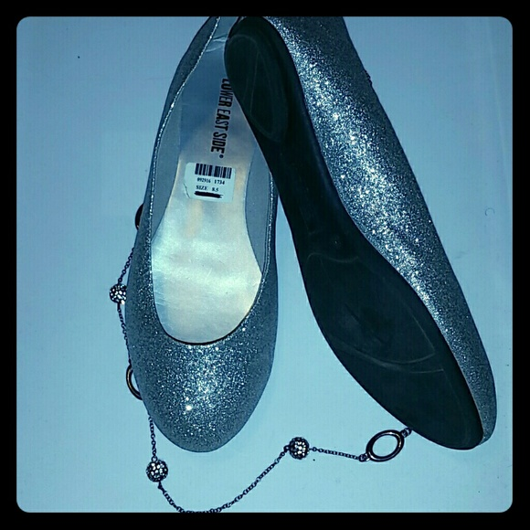 lower east side Shoes - EUC Sparkling Glitter Shoes